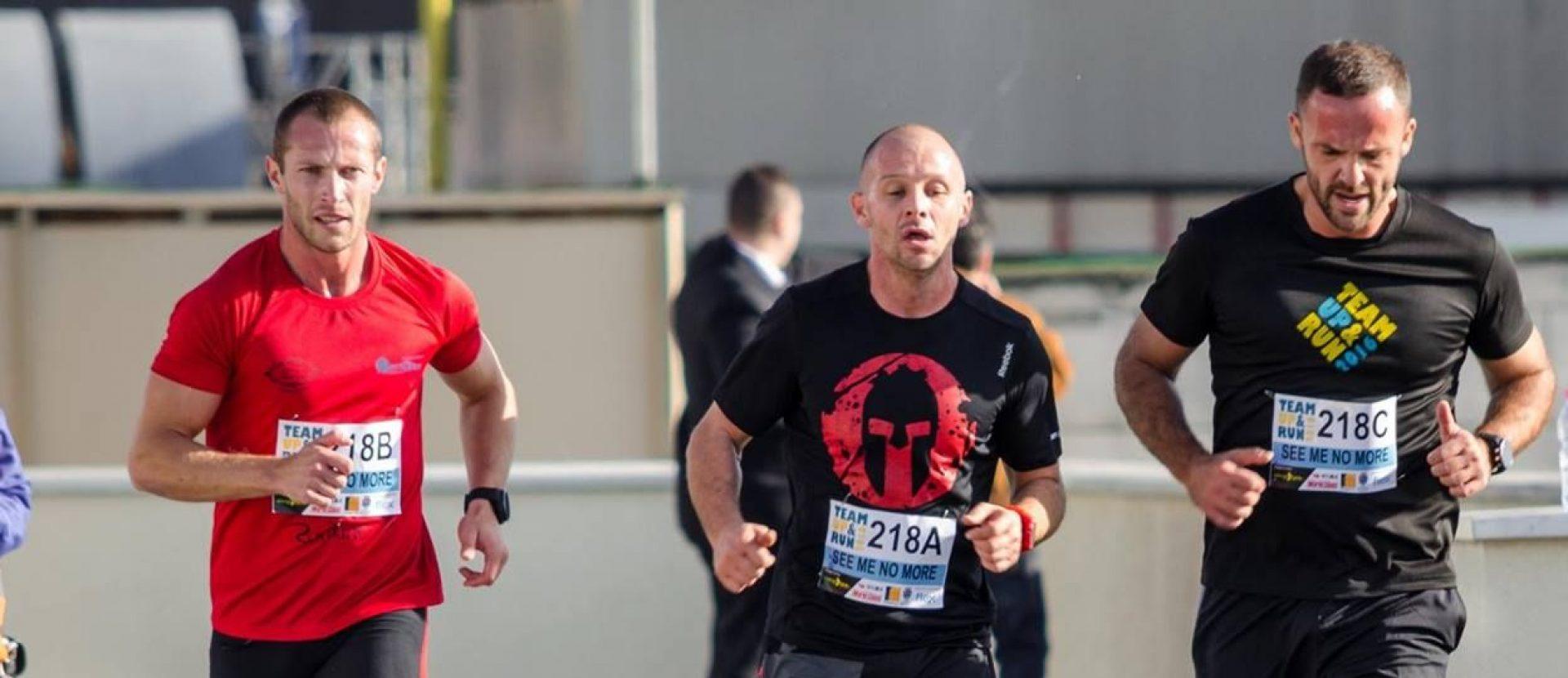Team Up & Run!